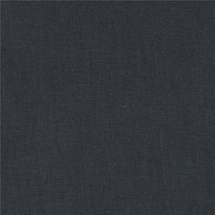 Kaufman Essex Linen Blend Iron from @fabricdotcom  From Robert Kaufman Fabrics, this lightweight (5.6 oz. per square yard) linen blend fabric has a luxurious hand with a full-bodied drape. Perfect for fine linens, heirloom projects, blouses, shirts, fuller skirts