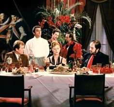 The Cook, the Thief, His Wife & Her Lover directed by Peter Greanaway, 1989