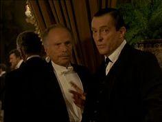 Sherlock telling Watson to wait
