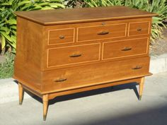 Los Angeles: unique Lane Mid Century Danish Modern CEDAR CHEST  $325 - http://furnishlyst.com/listings/1138227