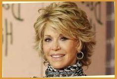 Jane Fonda Hairstyles 2012 | Jane Fonda Shag Hairstyles | Discover The Latest Hairstyles And ...