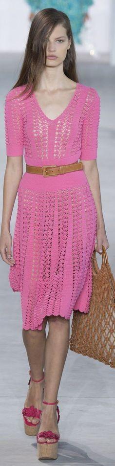 Michael Kors - Crochet (Crochet e moda)