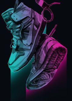 Iphone Wallpaper Jordan, Ipad Air Wallpaper, Sad Wallpaper, Sneakers Wallpaper, Shoes Wallpaper, Cool Nike Wallpapers, Zapatillas Jordan Retro, Nike Poster, Sneaker Art