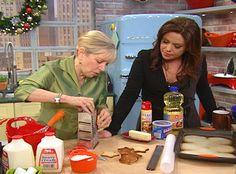 Great cookie baking tips from Rachel Ray show!