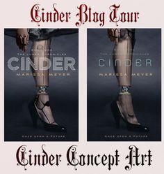 Concept Art for CINDER