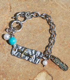 Blessed Cross Bracelet