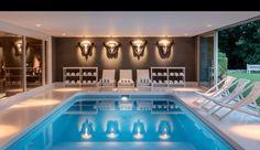 Outdoor Pool, Outdoor Decor, Pool Houses, Interiors, Interior Design, Summer, Ideas, Home Decor, Nest Design
