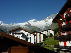 Saas Fee, Swiss Alps, Switzerland