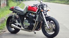 BIG ONE  HONDA CB 1000 FP  1983