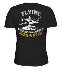 Flying Saving Me T-shirt