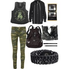 A fashion look from August 2014 featuring Trunk LTD tops, Modström jeans and Victoria's Secret PINK backpacks. Browse and shop related looks.