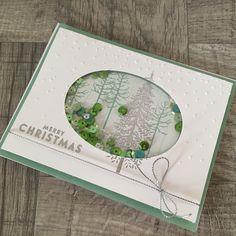 https://youtu.be/s7uuJWW7htc Christmas in July, beautiful shaker card with full…