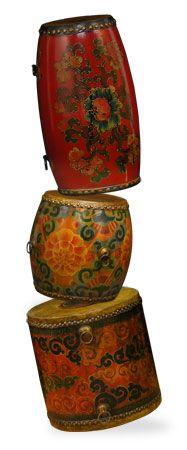 Tibetan Drums