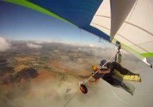 Hang Gliding with Thermal Riders Hang Gliding Club near the Magaliesberg, Gauteng - South Africa
