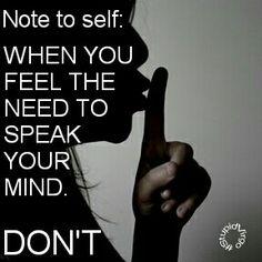 #ThinkOutLoud