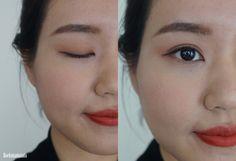 Laura Mercier Ginger Matte Eye Colour Swatch, Review