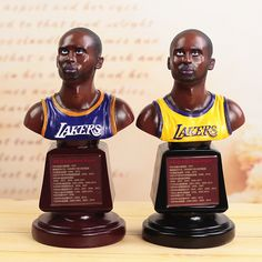 Creative NBA Star Kobe Curry Doll Model Milepost Basketball Fan Boys Birthday Gift Gift Ornaments. Yesterday's price: US $58.60 (48.00 EUR). Today's price: US $31.64 (26.16 EUR). Discount: 46%.