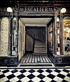 Escalier, Paris