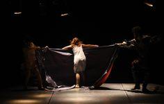 Siqi Li (Maddalena), Daniela Cappiello (Gilda), Myeongjun Shin (Sparafucile) - foto di Roberto Ricci