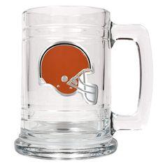 NFL Personalized Cleveland Browns Beer Mug - Tot2Knot