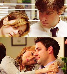 Jim and Pam. Jam.