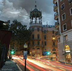 La Rotonda Torre Andreu @GroupNN #MiraLaRotonda