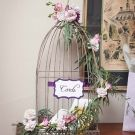 Birdcage Card drop