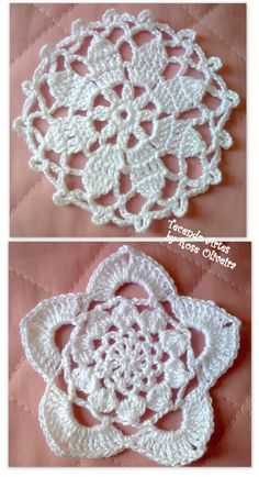 Scroll down the page and you will get many diagrams for lots hearts and flowers - crochet <3 good to use for the crown of hats