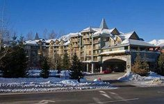 Whistler Cascade Lodge Hotel Managed By ResortQuest Whistler  $249/3 nights
