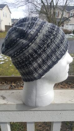 Check out this item in my Etsy shop https://www.etsy.com/listing/511153475/knit-mens-beanie-knit-100-wool-sock-yarn