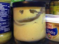 La moutarde me sourit !