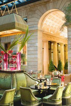 Hotel Bordeaux from designer Jacques Garcia