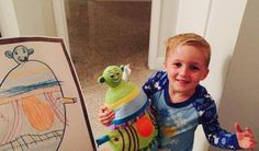 This Toy Company Will Turn Your Kid's Doodles Into An Awesome Stuffed Animal