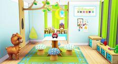 Whimsical Playroom at Onyx Sims