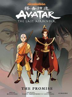 Avatar: The Last Airbender - The Promise/Gene Luen Yang, Michael Dante DiMartino, Bryan Konietzko