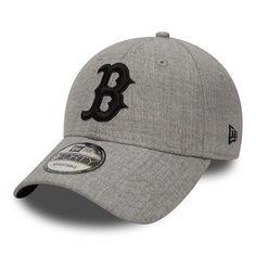 Boston Red Sox New Era 940 Heather Essential Baseball Cap 9aed9b78591