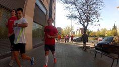 Amics del Running, Barberà Octubre de 2012.  Grup d'entrenament . Sortim tots els matins a les 9,30 des de les pistes de Barberà. De dilluns a divendres. Grup Obert. Participació lliure. Tots els nivells.