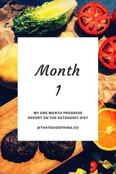 I'm so excited that I get to check with you guys on my one month Keto weightless progress. I didn't find out about the Ketogenic diet until March of this year. I was instantly hooked! For years I would workout, but my diet was always keeping me back from Healthy Nutrition, Healthy Eating, Healthy Recipes, Healthy Food, Healthy Meals, Keto Recipes, Group Meals, Weight Loss Inspiration, How To Stay Healthy
