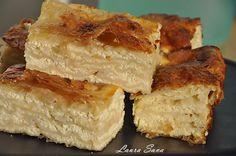 "[shashin type=""photo"" size=""large"" columns=""max"" order=""user"" position=""center""] Imi doream sa refac deliciosul burek pe care l-am savurat in Croatia Romanian Food, Savoury Baking, Easy Desserts, Love Food, Appetizers, Cooking Recipes, Yummy Food, Favorite Recipes, Snacks"