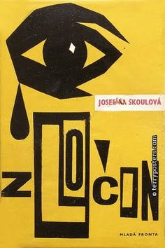 Work of Czech artist and designer Karel Vaca (1919-1989). Vaca designed 289 film posters.