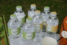Botellas Agua  Fiesta Selva