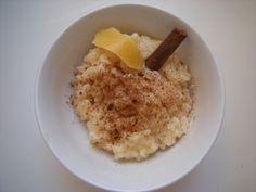 rice pudding crockpot