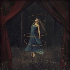 the show goes on. Photo by Brooke Shaden