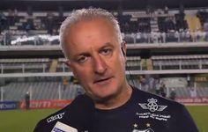 """Dorival Jr. diz que Santos precisa de """"reação rápida"""" para suprir desfalques  http://santosjogafutebolarte.comunidades.net/lojas"""
