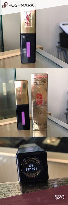 💯% Authentic YSL Lipstick 💄 Brand new Yves Saint Laurent Makeup Lipstick