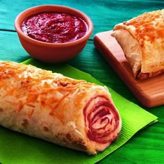 Print Yum Quick and Easy Pizzadillas Ingredients4 Mission Sundried Tomato...