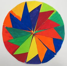 Colors Wheels And Primary Colors On Pinterest