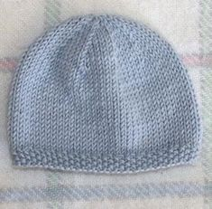 modele tricot gratuit bonnet naissance