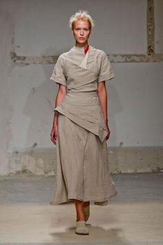 Paris Fashion Week. Aganovich SS 2014