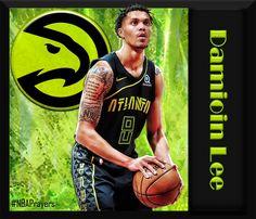 NBA Player Edit - Damion Lee